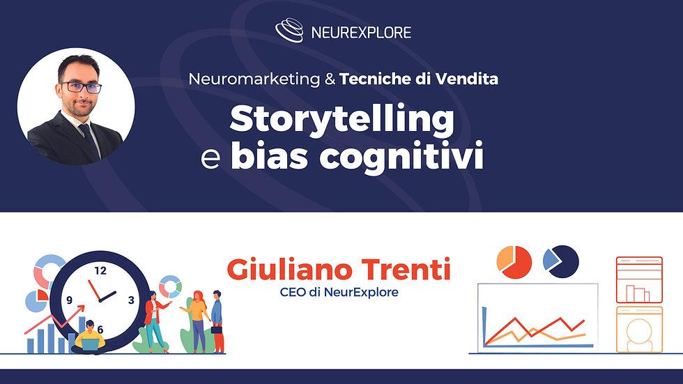 Storytelling e bias cognitivi