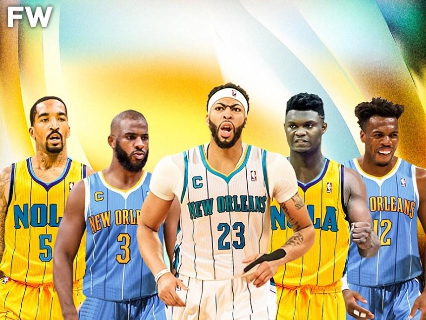 Pelicans_Draft_Chris_Paul_Anthony_Davis_JR_Smith_Buddy_Hield_Zion_Williamson_NBA_Around_the_Game_Fadeaway_World