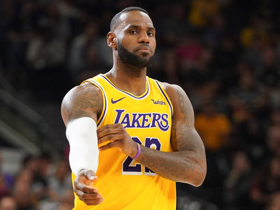 Rivedremo LeBron James al 100% in questi Playoffs?
