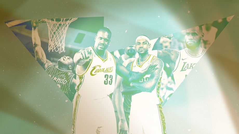 LeBron_James_Shaquille_O'Neal_Around_the_Game_NBA