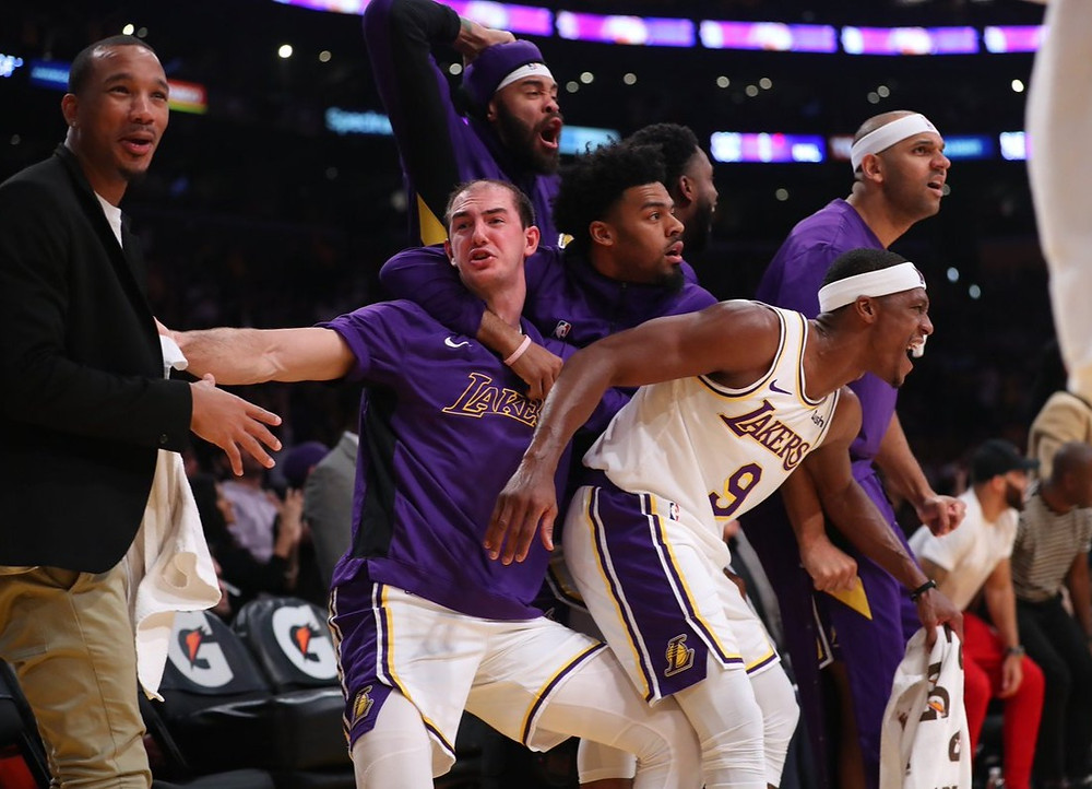 Los_Angeles_Lakers_Bench_Nba_Around_The_Game