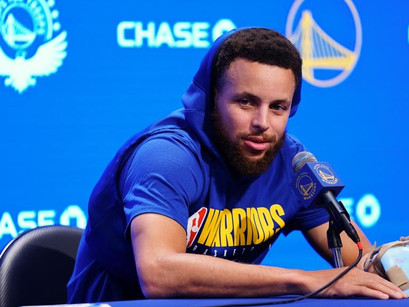 L'intervista: Steph Curry e il 2021 dei Warriors