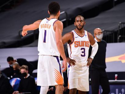 Dopo un mese di stagione, cosa sappiamo dei nuovi Suns?