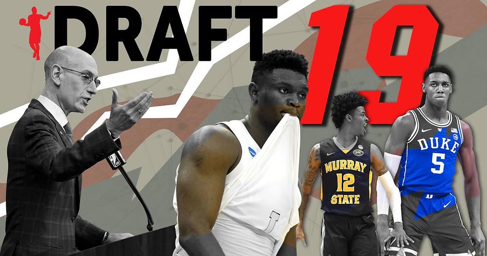 Around_ the_Game_Mock Draft_2019_NBA