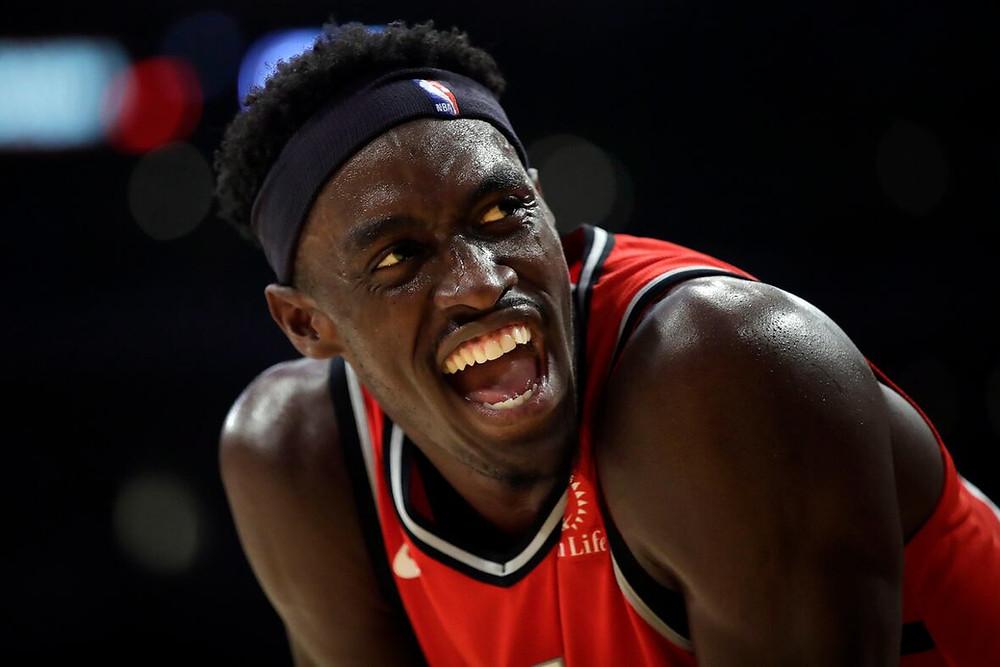 Pascal Siakam Raptors Around the Game NBA