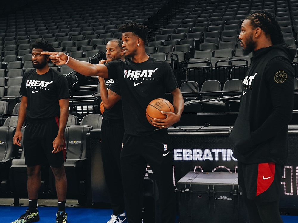 Andre_Iguodala_Jimmy_Butler_Miami_Heat_NBA_Around_the_Game