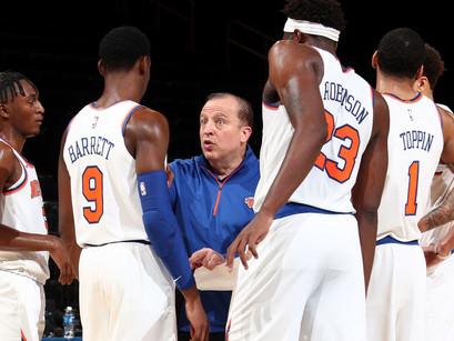 Dove arriverà il percorso iniziato nel 2020 dai Knicks?