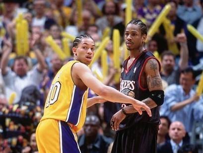 20 anni dopo Game 1 delle NBA Finals 2001