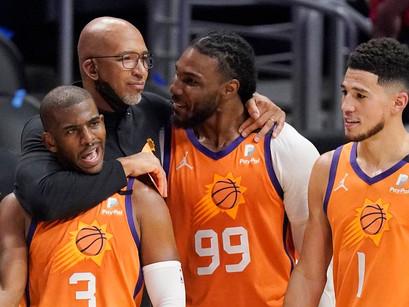 Non sottovalutate i meriti dei Phoenix Suns