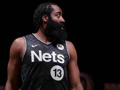 I Nets di James Harden