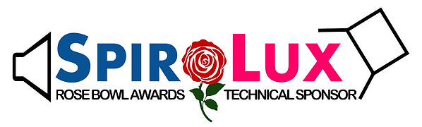 Spirolux rose bowl technical sponsor - w