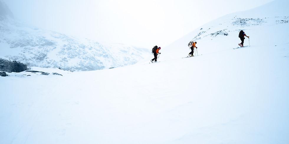 スキー行きましょう