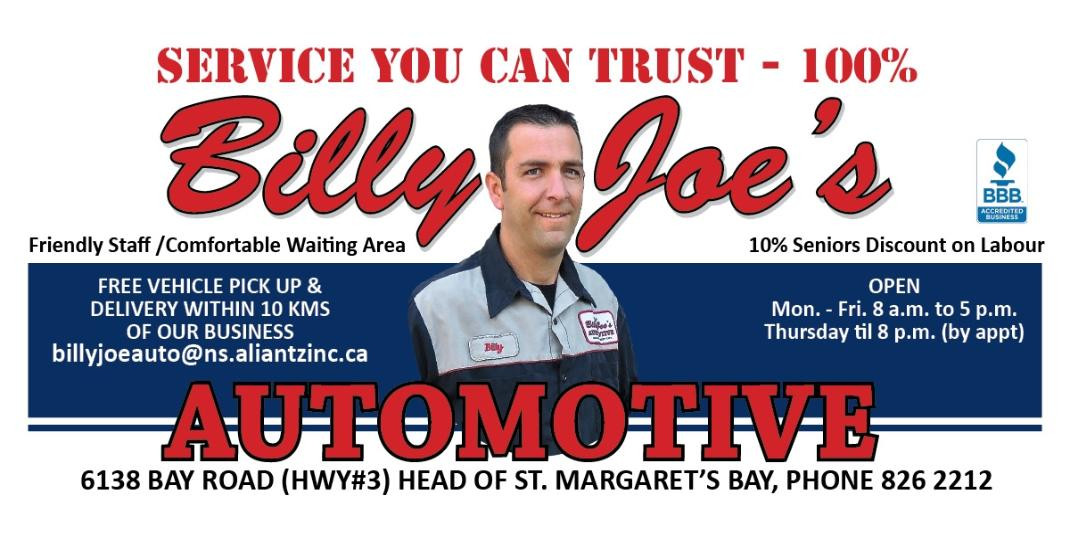 Billy Joe's Automotive