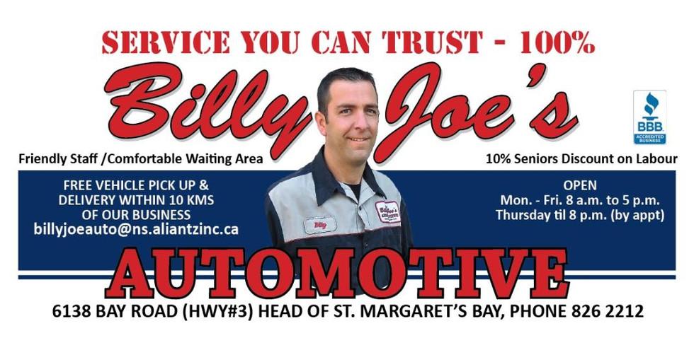 Billy Joe's Automotive