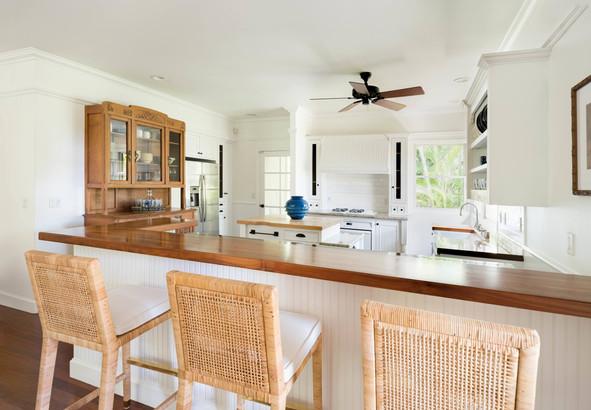 KAUAI FAMILY RESIDENCE | KITCHEN