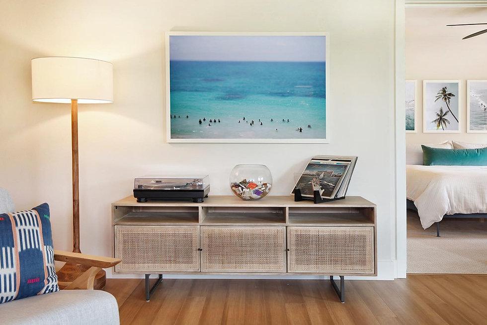Living Room, Interiors, Pili Mai, Poipu, Kauai, Hawaii
