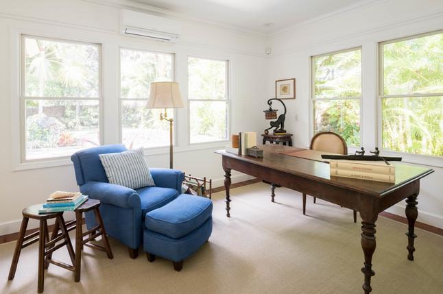 KAUAI FAMILY RESIDENCE | HOME OFFICE