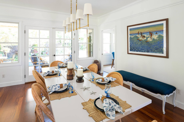 KAUAI FAMILY RESIDENCE | DINING