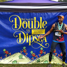 Finally Ran the Double!