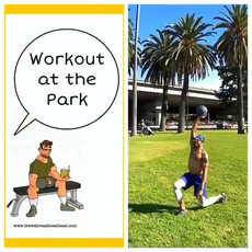 Workout at The Park