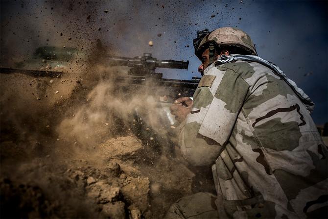 IRAQ, BATTLE FOR MOSUL