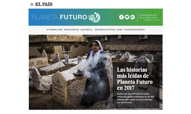 LO MÁS LEIDO DEL 2017