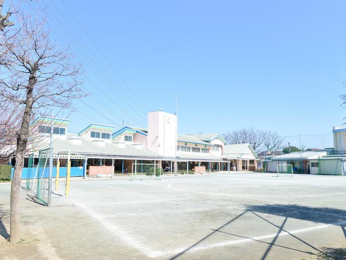 あかつき幼稚園 園舎