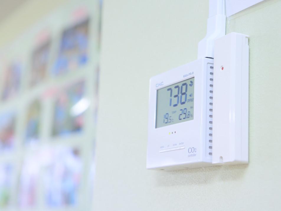 二酸化炭素濃度計