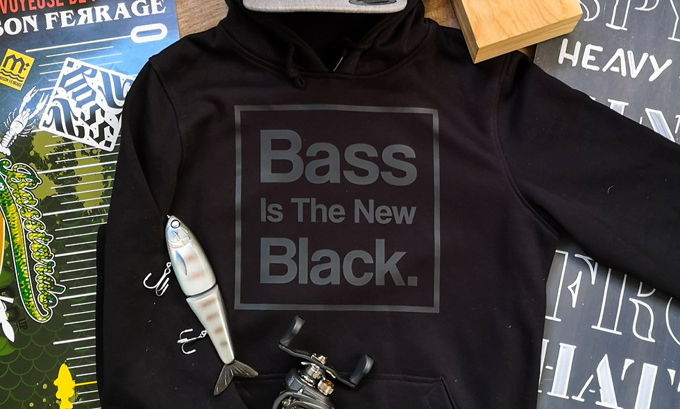 Hoodie Bass is the new Black