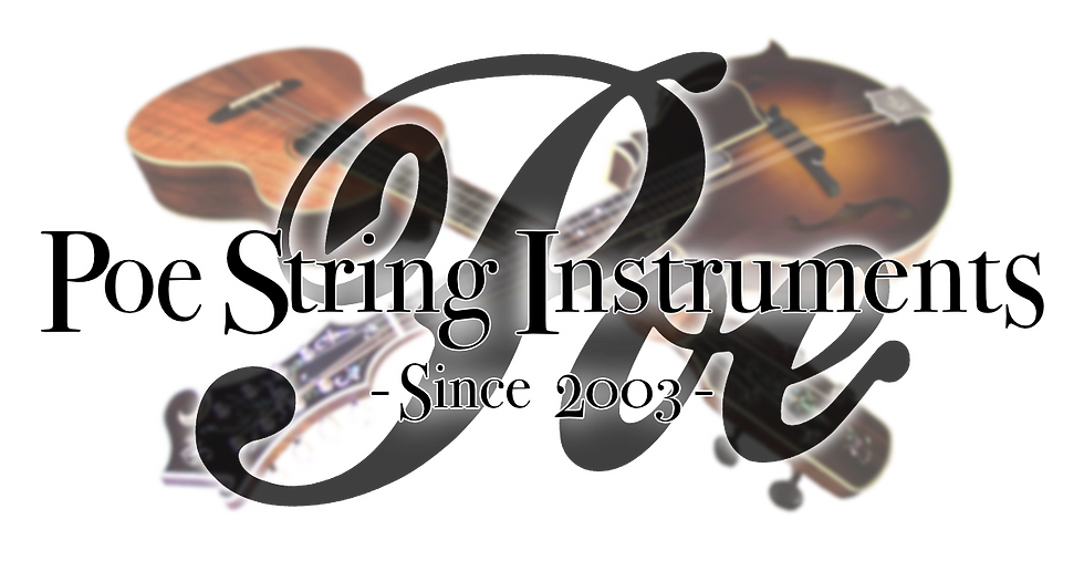 Poe String Instruments