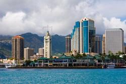 Aloha Tower Harbor