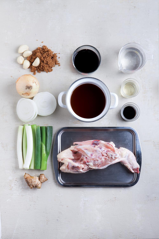 chicken broth ingredients