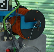 TyBot can tie up to 1000 rebar intersections and create up to a 50% man hour reduction.