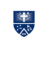 Mazenod Logo Motto Vertical Neg.png