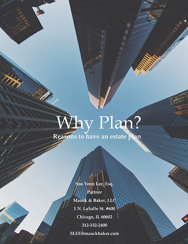 Why Plan