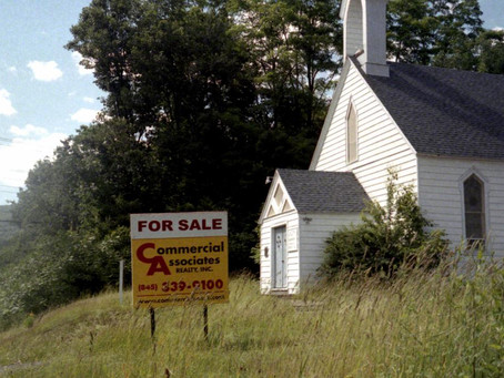 So You Want to Sell Your Church?