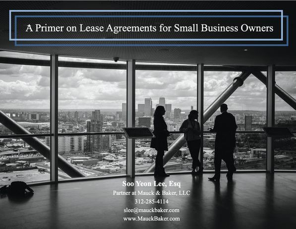 A Primer on Lease Agreements for Small Business Owners