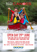 Open and Demo Day 29th June