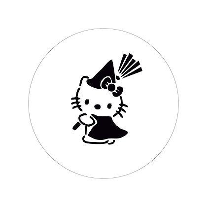 R044 | הלו קיטי מכשפה