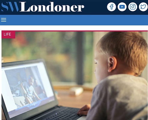 Guide Founder is a Leading UK Digital Professional Teaching the Next Generation of Children