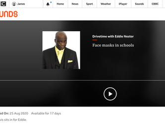 Facemasks in schools - What do e-learning specialists Guide Education think? Listen on the BBC.