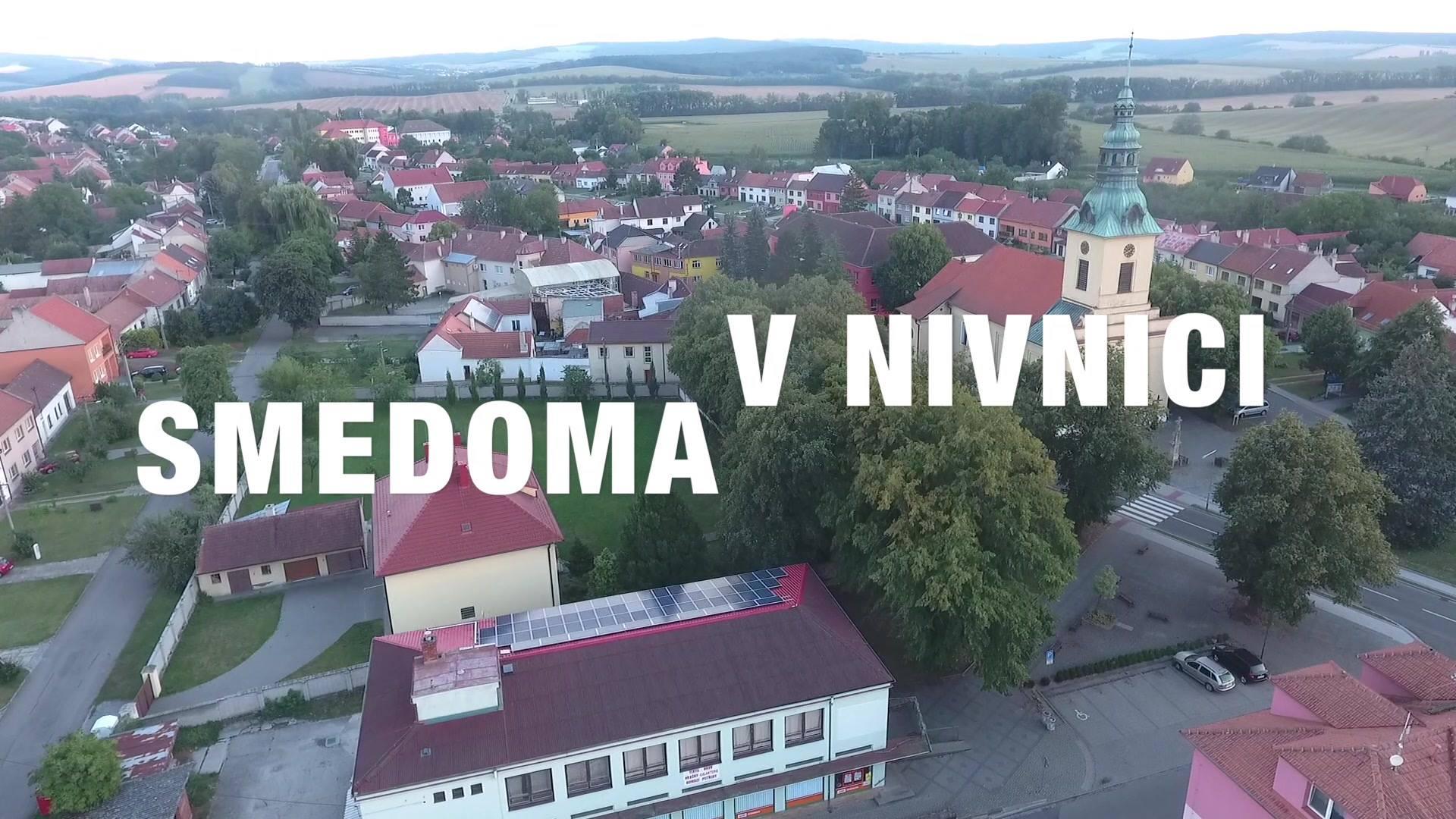 Smedoma kino v Nivnici 2018