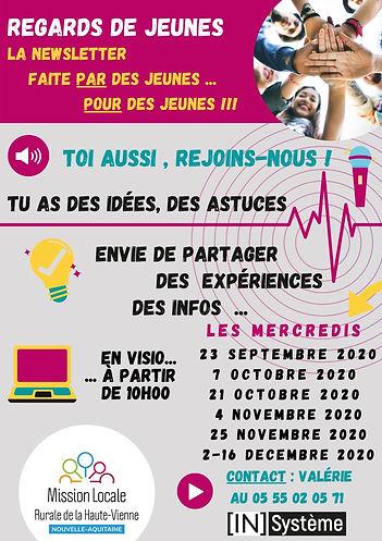 communication Action REGARDS de jeunes.j