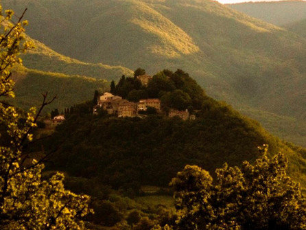 About Tuscany, and Michelangelo