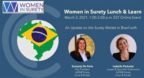 International Surety Series (1 of 3) Brazil held on March 3, 2021