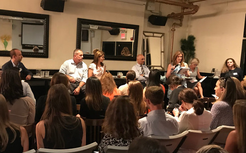 """""""Reinsurance with a Surety Twist"""" Panel Event on July 31, 2019 at The Liberty"""