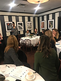 """Successful Personal Branding: How to Get Your Piece of the PIE"" Event held on November 11, 2019 at Arno Restaurant"