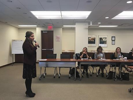 2018 Mentor Program Feedback Discussion October 16, 2018