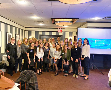 """""""Successful Personal Branding: How to Get Your Piece of the PIE"""" Event held on November 11, 2019 at Arno Restaurant"""