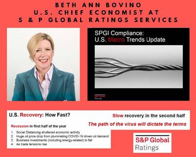 Mid-Year U.S. Economic Update Webinar held on July 8, 2020